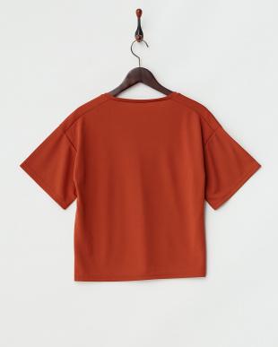 ORANGE 5分袖Tシャツ見る
