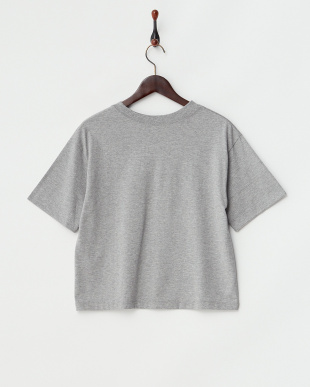 GRAY  折り返し袖Tシャツ見る
