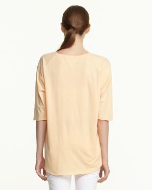 orange  fastel comboビッグTシャツ見る