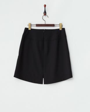 black fruma swickスカート見る