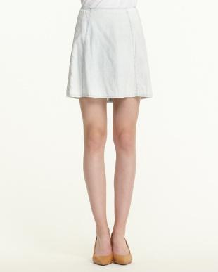 blue grey waihara suneスカート見る