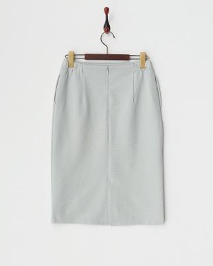 ミント  リップルムジタイトスカート見る