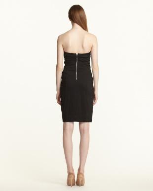 black CAST ジャージー ドレス見る