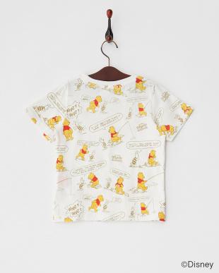 オフホワイト DisneyコラボPooh Tシャツ見る