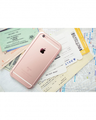 Rose Gold  The Edge for iPhone 6s Plus見る