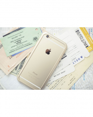 Gold  The Edge for iPhone 6 Plus見る
