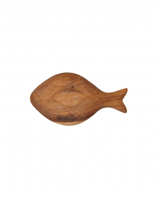 BLACK MID FISH BOWL WOOD A見る