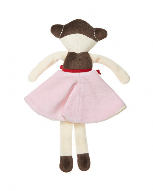 PINK(WHITE LT) Anna junior-doll見る