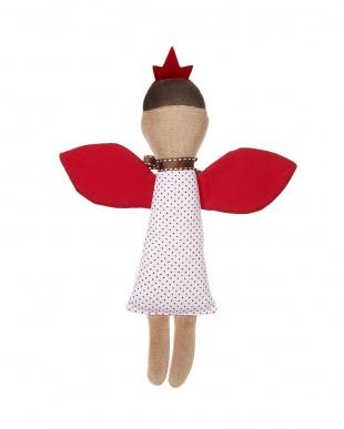 ROSE(WHITE LT) Angel junior-doll見る