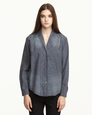 blue grey wambray branaシャツ見る