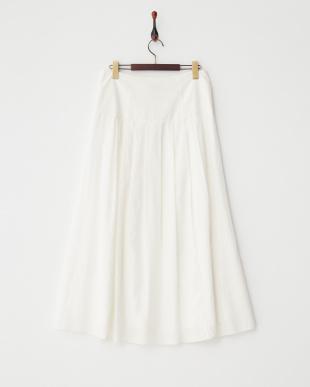 white  FREYZA SWAHスカート見る