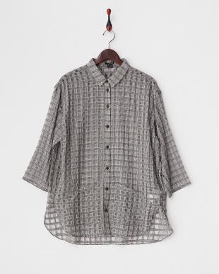 black FILLEO BLAIRシャツ見る