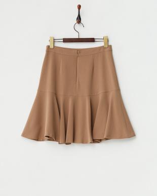 ベージュ ダブルアレックススカート見る