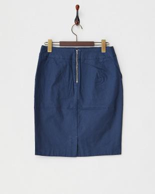ブルー ストレッチタイトスカート ROSSO見る