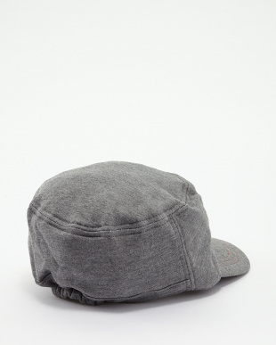 グレー  SWEAT WORK CAP|MEN見る