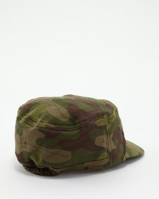 カモフラージュ  SWEAT WORK CAP|MEN見る