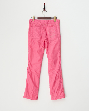 ピンク  ウォームポケット ウィンドパンツ見る