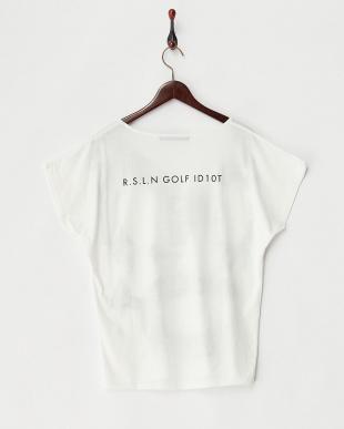 ホワイト ルチャフォトTシャツ見る