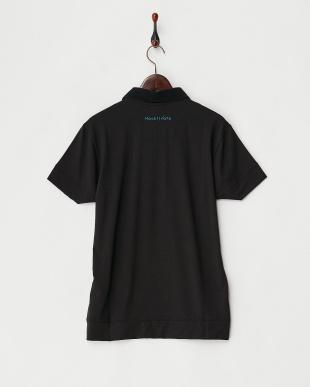 ブラック  HACKTIVATE ポロシャツ見る