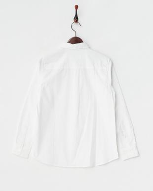 ホワイト  マスターシードオックスシャツ A見る