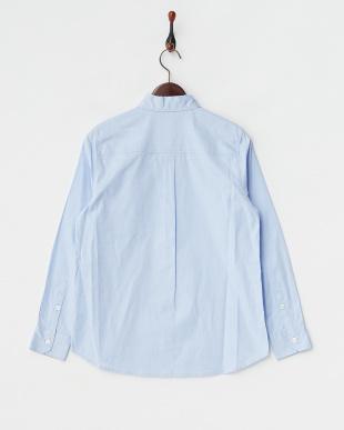 ブルー  マスターシードオックスシャツ A見る