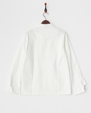 ホワイト  M65 シャツジャケット見る
