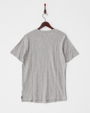 GRAY  muji tee 裾ロゴ Tシャツ見る