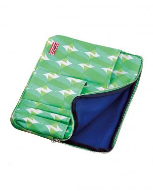 sunny グリーン  A4サイズ バッグインバッグ見る