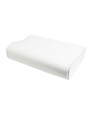 ホワイト rexa×FranceBed マカロン枕見る