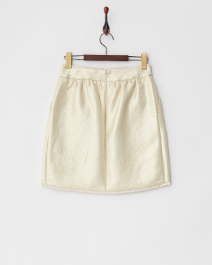 ゴールド ラメスカート見る