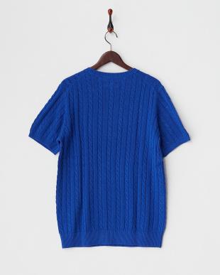BLUE O.半袖CableCREW:見る