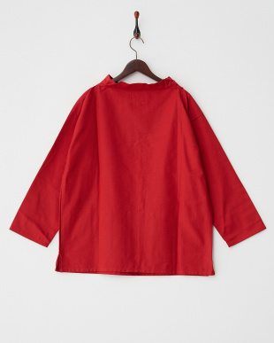 CHERRY RED CARRIER/C SMOCK見る