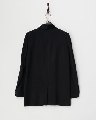 black PERFORMA フィットジャケット見る