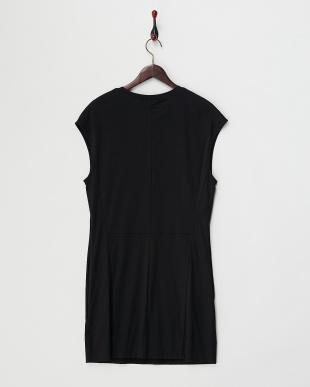 black QUELL ジャージー Tシャツドレス見る