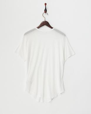 white  ENTITY ジャージーTシャツ見る