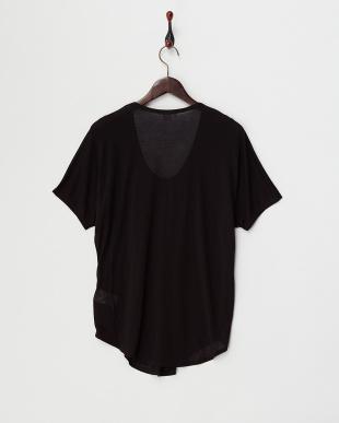 black  ENTITY ジャージーTシャツ見る