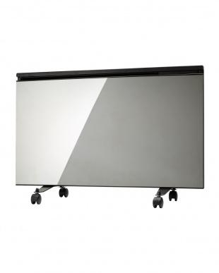 ミラー CAMPA ガラスパネルヒーター|ベルリス見る