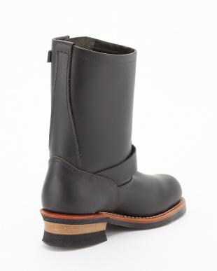 BLACK Engineer Boots見る