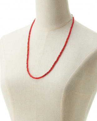 RED Necklace見る