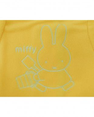 イエロー  着る毛布ベビーNuKME ブルーナ【miffy】│BABY見る