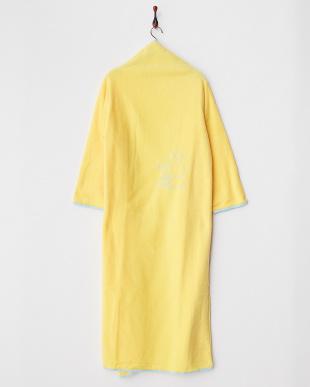 イエロー  着る毛布ジュニアNuKME ブルーナ【miffy】 150cm丈│UNISEX見る