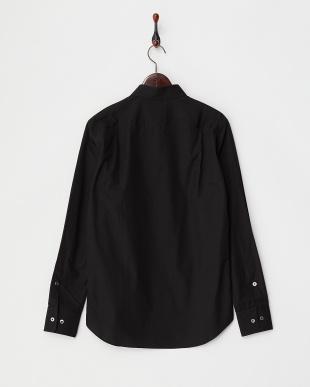 BLACK ドレスレギュラーシャツ見る
