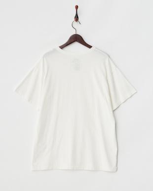オフホワイト ビッグシルエットTシャツ見る