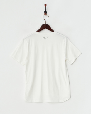 シロ  ノーマルTシャツ・バックネックロゴ見る