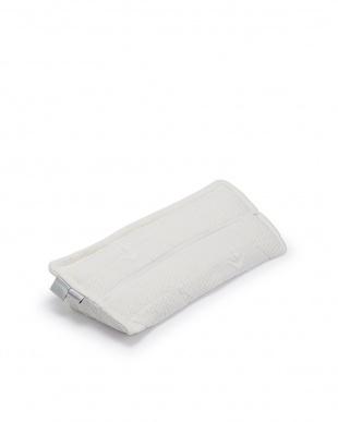 ホワイト スマートピロー 55×22×9cm見る