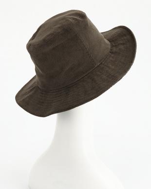 カーキ  AUTHENTIC OC_CORDUROY LONG BRIM HAT見る