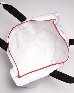 ホワイト  CV BIG PT-TOTE BAG見る
