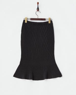 ブラック  CP2膝丈マーメードスカート見る
