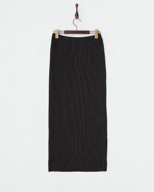 ブラック  CP2ロングタイトスカート見る
