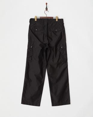 BLACK  日本製CARGO PANTS見る